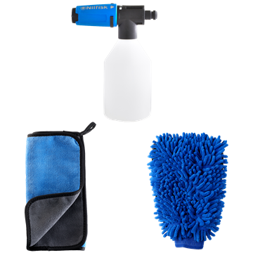 NILFISK Car Cleaning kit 128501318